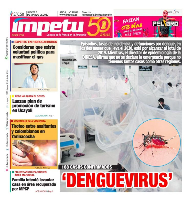 Calendario 2021 Noviembre Más Actual Impetu Pucallpa 5 De Marzo Del 2020 by Diario mpetu issuu