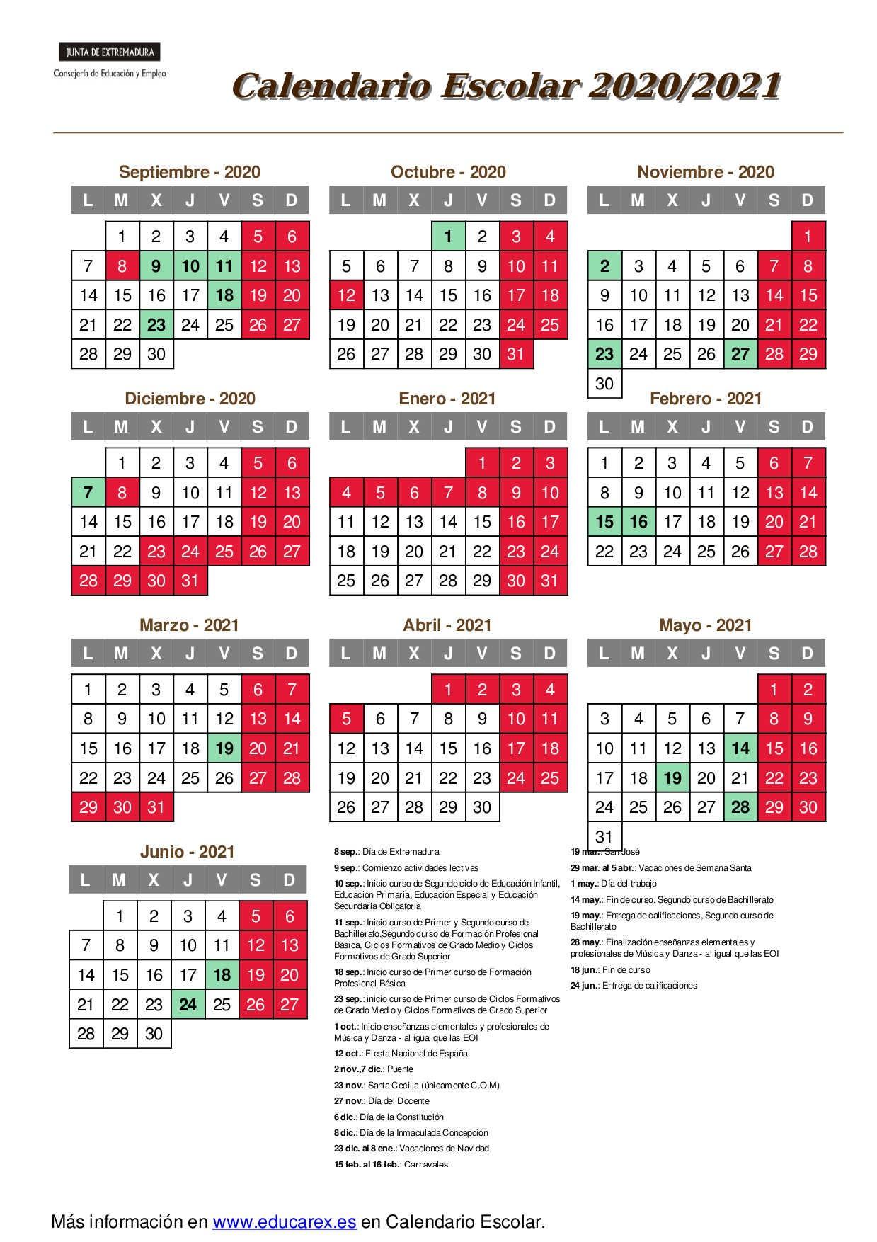 CalendarioEscolar20 21
