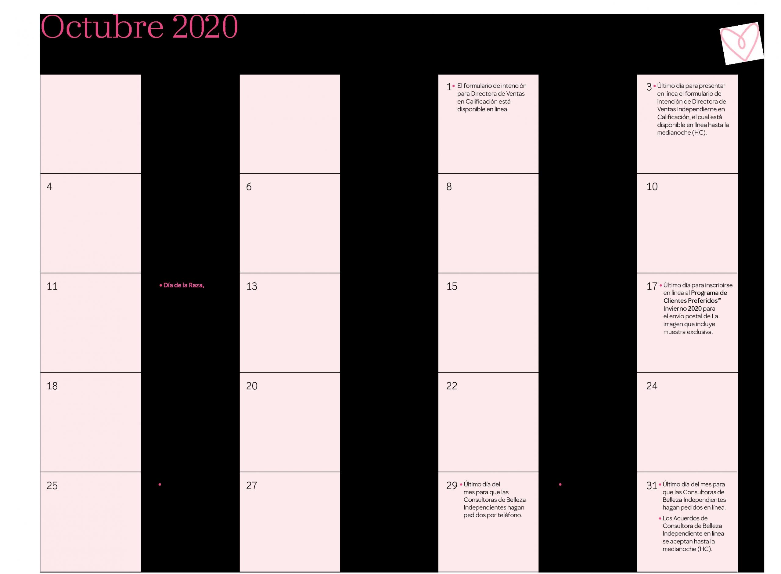 calendar 1020sp