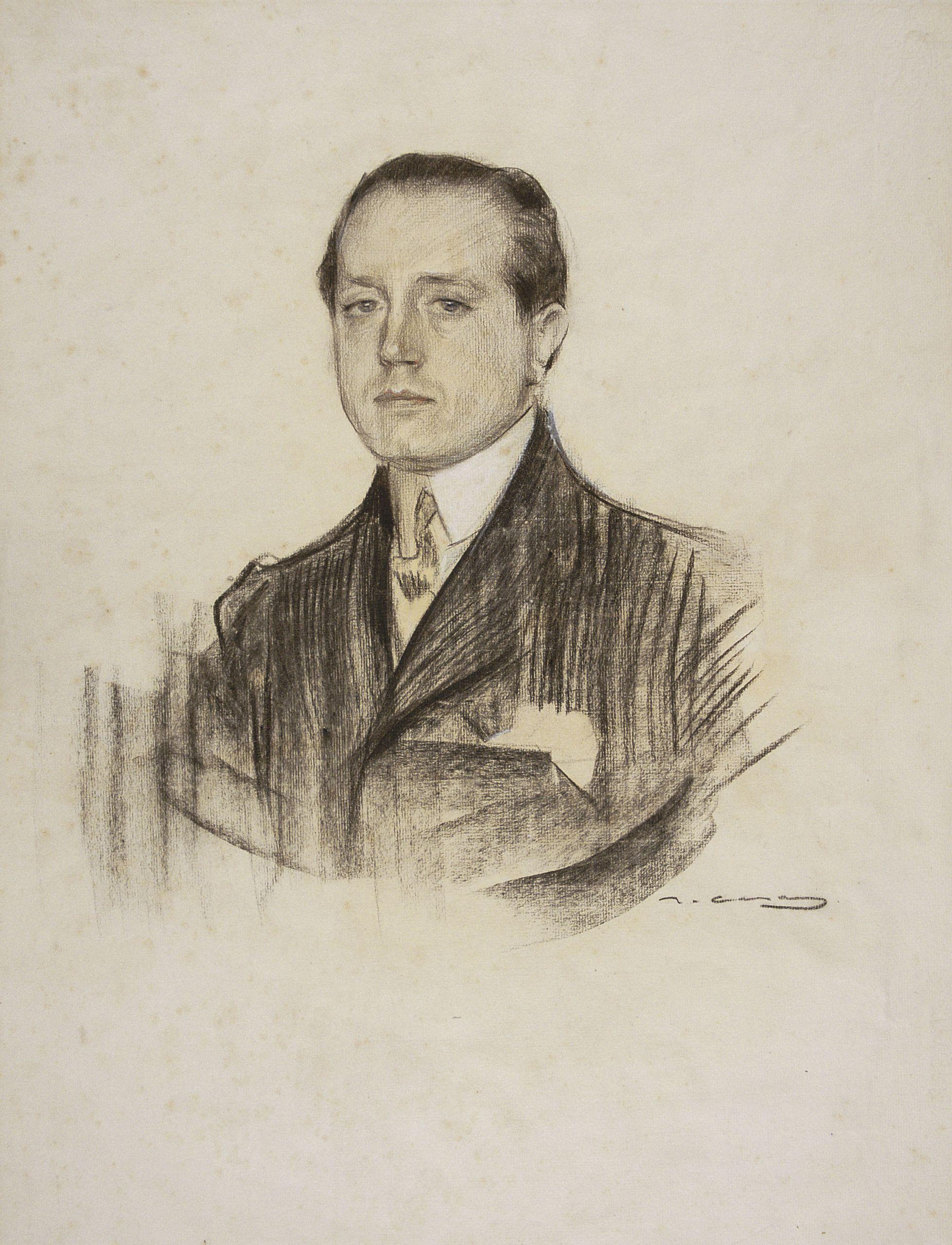 Ramon Casas MNAC Azorn D