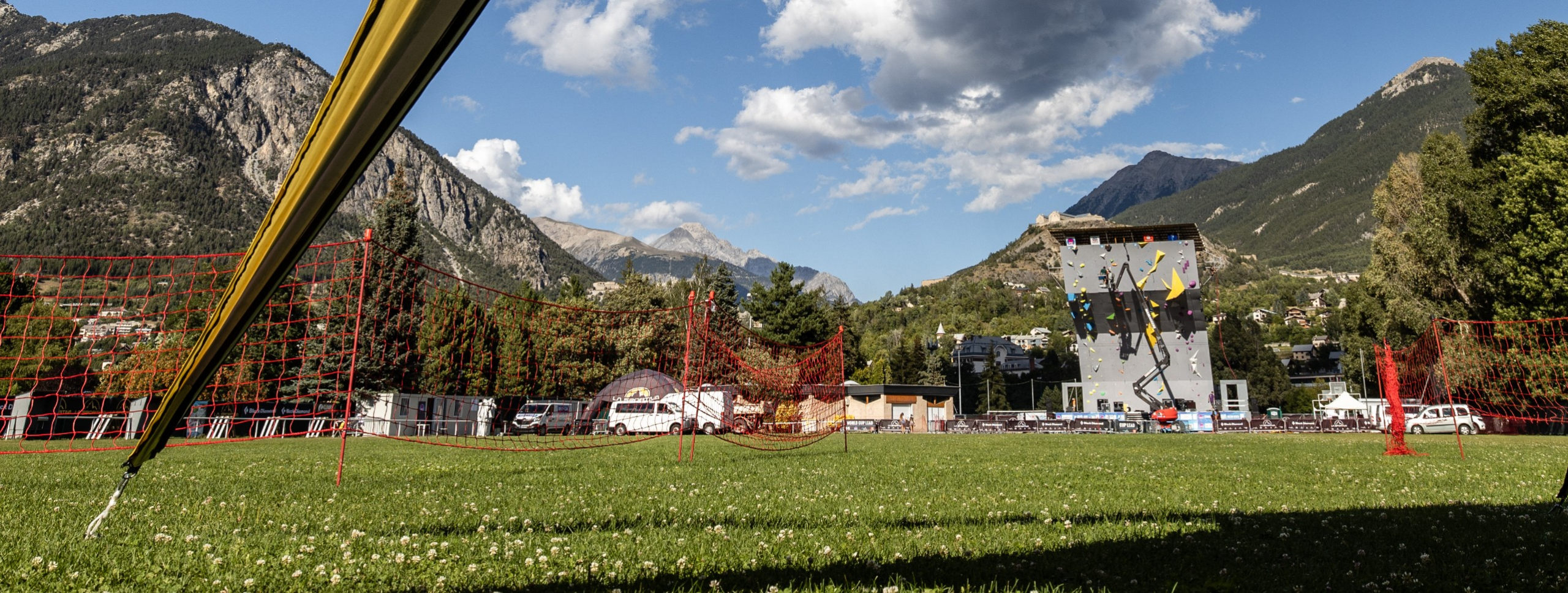 IFSC News Briancon is ready to host the first IFSC World Cup of the season PREV