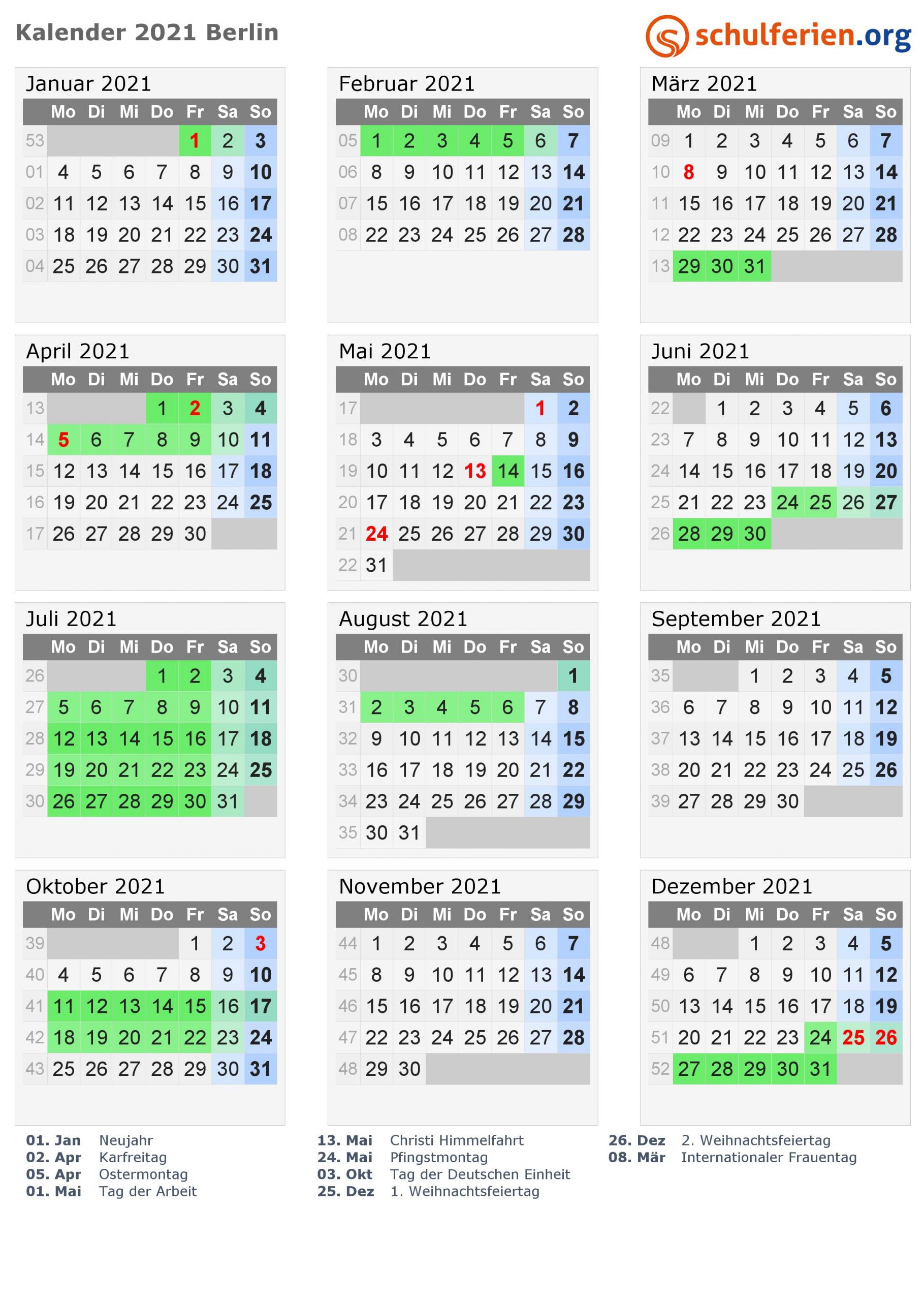 kalender 2021 berlin hoch