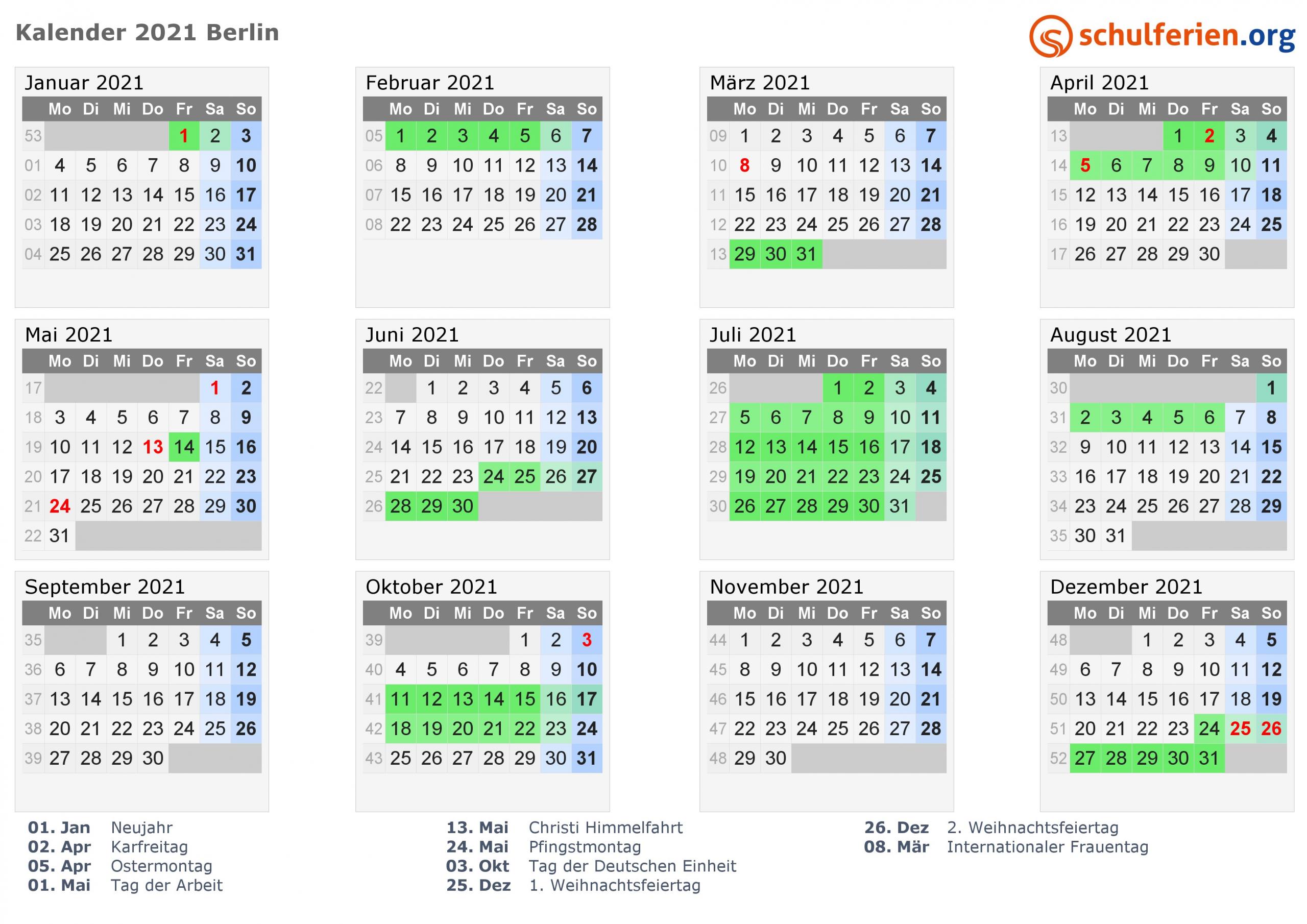 kalender 2021 berlin quer