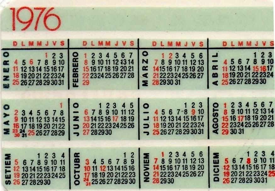 calendarios y fixtures
