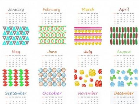 Calendario 2018 Para Imprimir Con Feriados Recientes Calendario 2018 Para Imprimir Anual Mensual Escolar