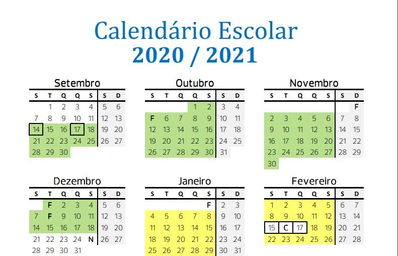 calendario escolar 2020 2021 versao pdf