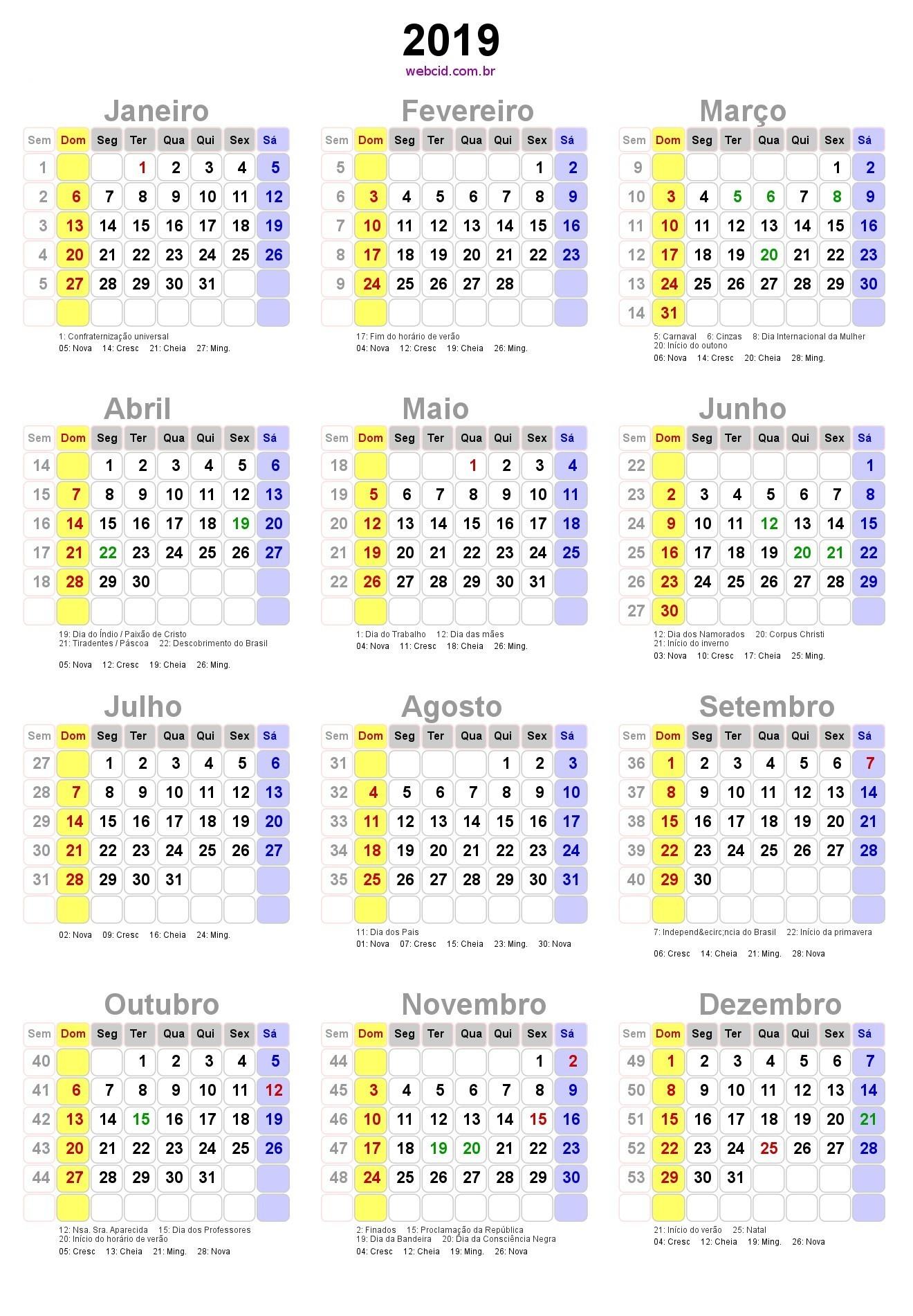calendario 2021 enero argentina