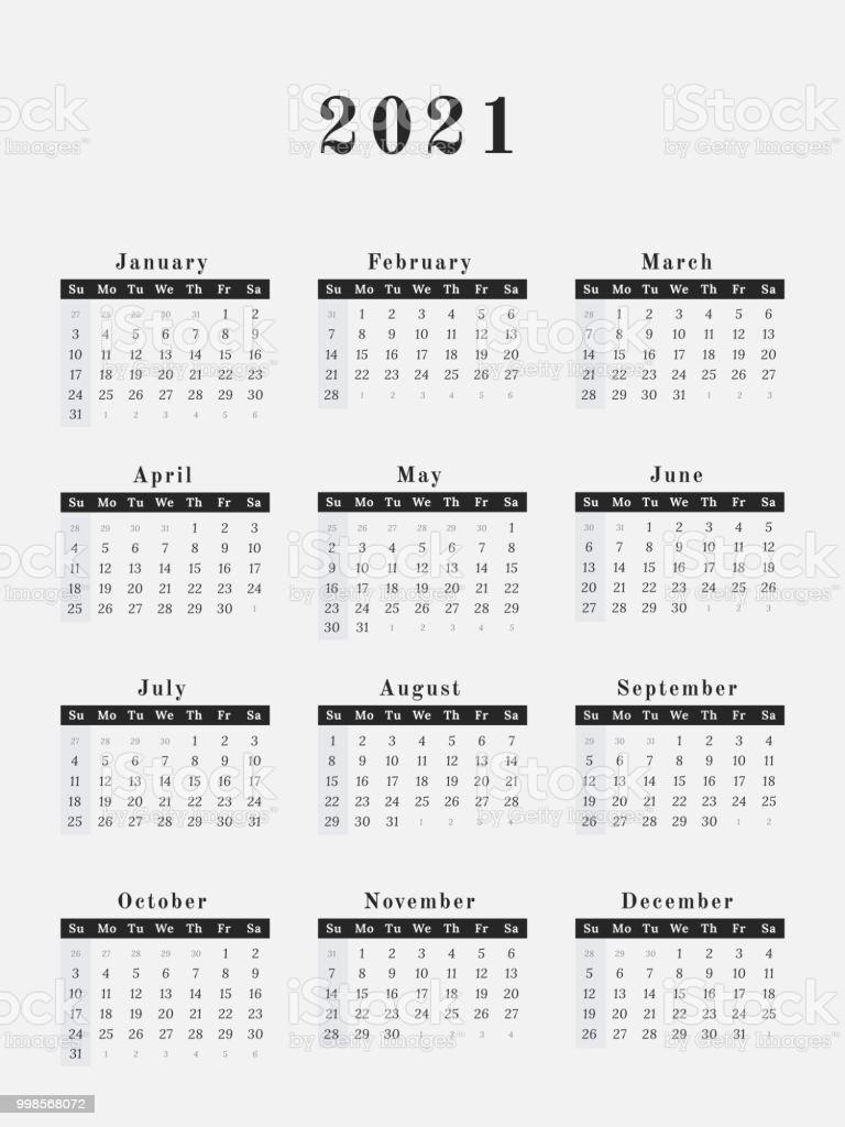 topo calendario 2021 para imprimir