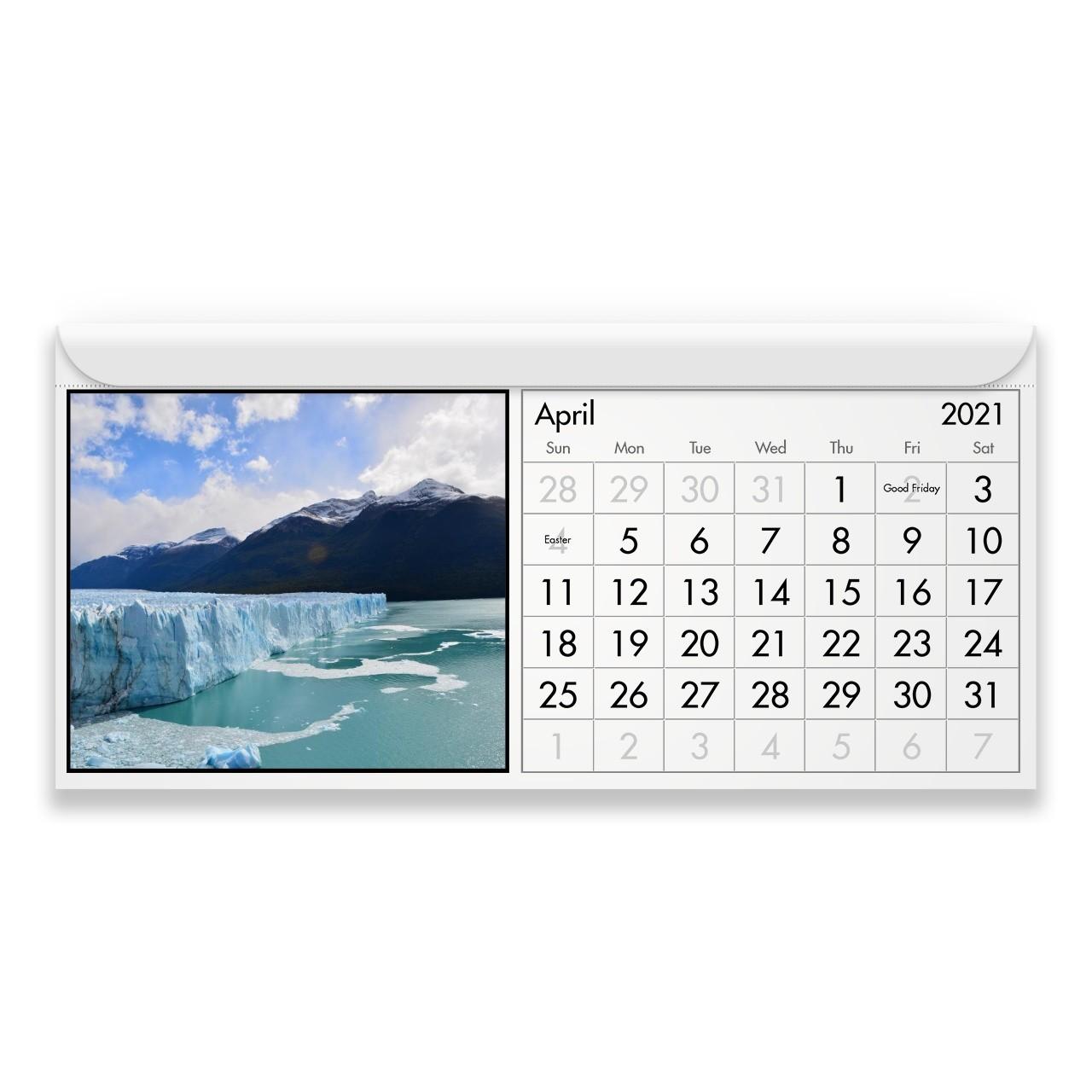 Argentina 2021 Calendario Magnetico p