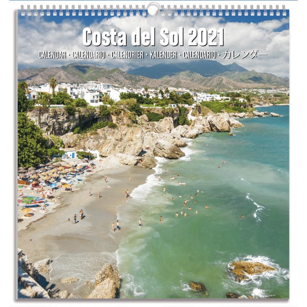 calendario turistico mediano 2021 costa del sol