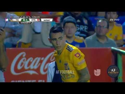 video tigres vs atlas 3 1 resumen y goles jornada 8 apertura 2018 liga mx hd