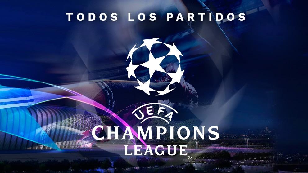 partidos champions league hoy martes 2 octubre