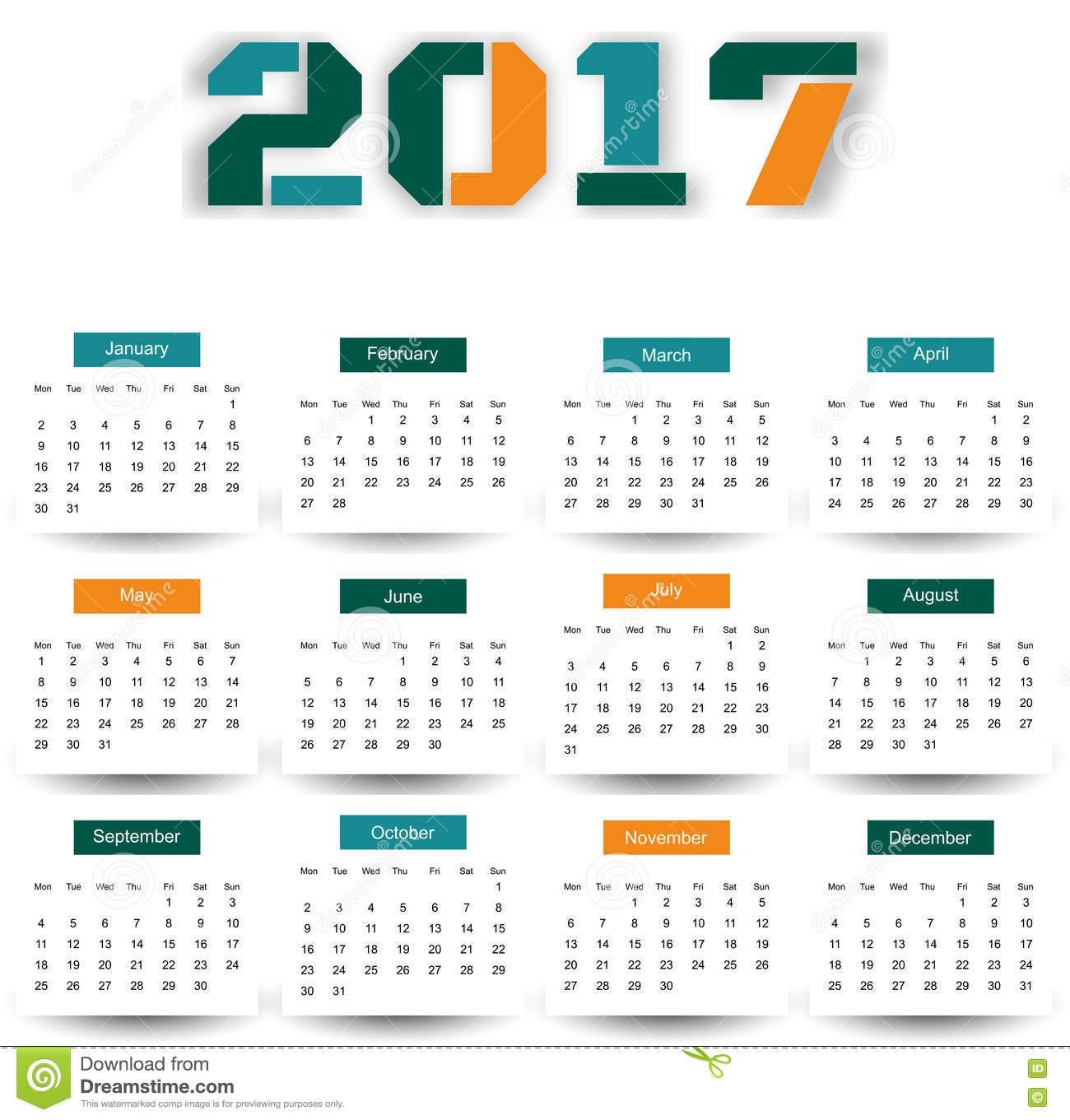 stock de ilustracin calendario con su fondo image