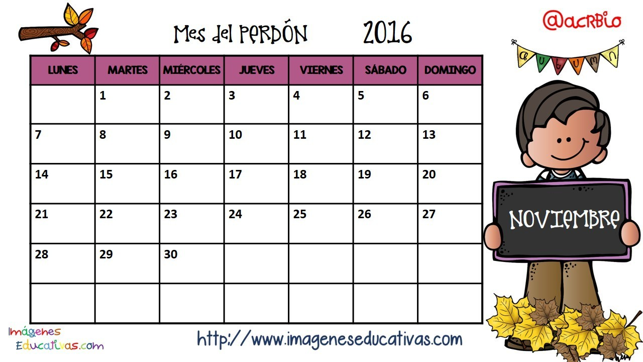 calendario 2016 2017 trabajamos los valores 3