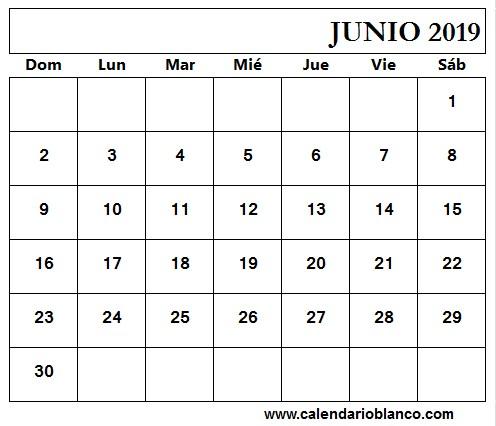 Calendario Junio 2019 Para Imprimir Gratis Más Recientes Mix · Calendario Junio 2019 Para Imprimir Gratis Junio