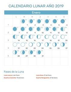 calendario lunar 2019 mexico pdf
