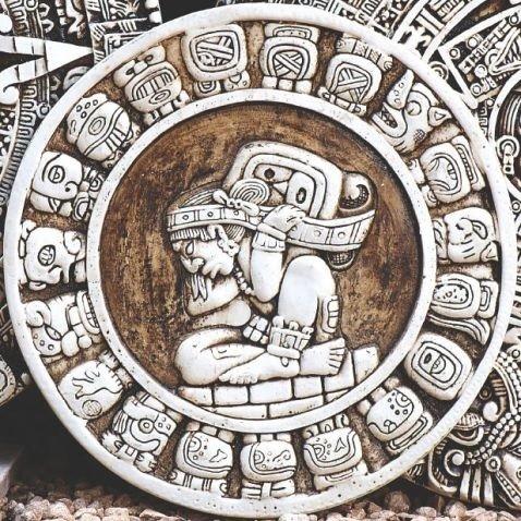 matematica e calendario maya