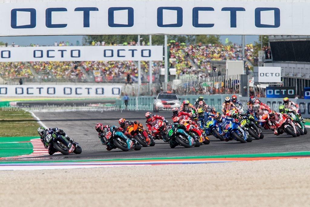 calendario motogp mondiale 2020 orari programma e tv di prove libere qualifiche e gare palinsesto sky e tv8