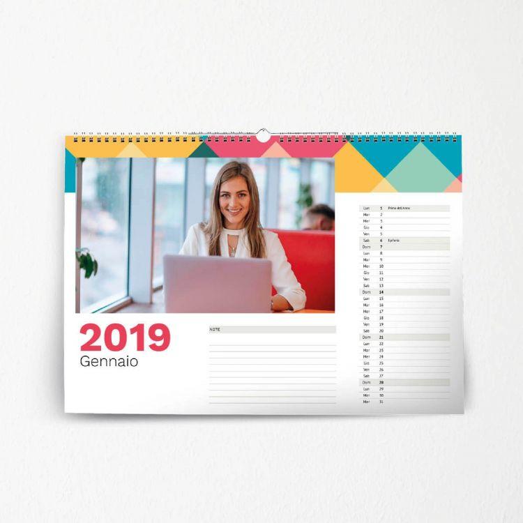 Calendario Office Más Caliente Calendario Da Parete Office