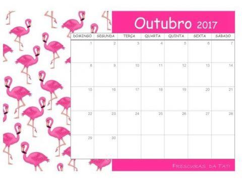 Calendarios 2017 Para Imprimir Más Actual Sin Embargo Este Es Calendário 2017 Para Imprimir