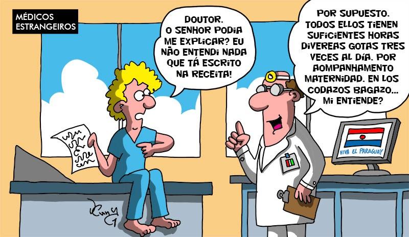medicos estrangeiros