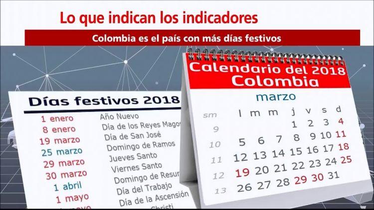 Dias Festivos Actual Dias Festivos En Colombia Bilscreen