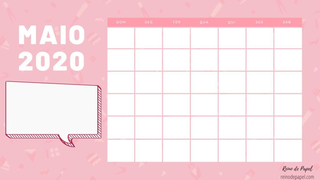 calendario 2020 gratis