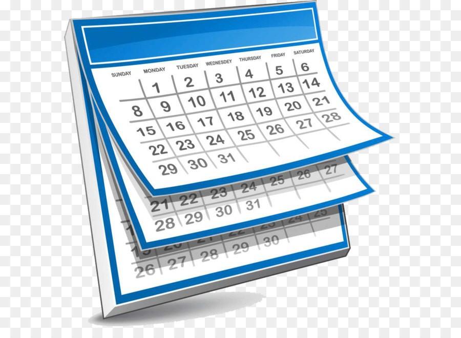 calendario clipart 2