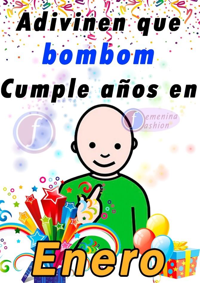 Enero Más Arriba-a-fecha Cumpleaños Enero Felicidades En Tu DÍa Cartel Imagen