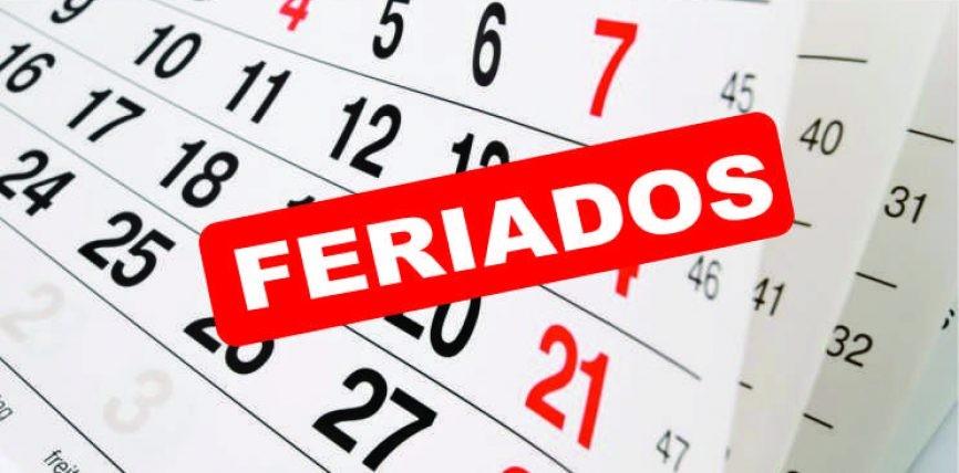feriados 2018 ecuador