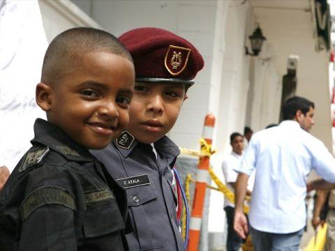 Festivos Oficiales Panama Más Populares Delegaciones Oficial Y Estudiantiles Rinden Honores Al