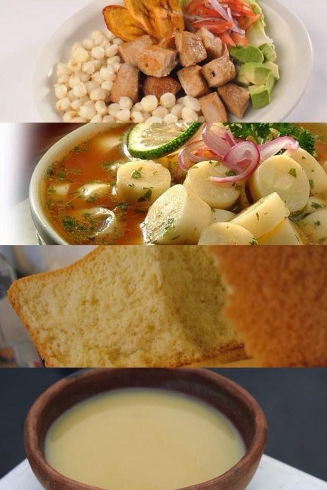 gastronomia de la region sierra