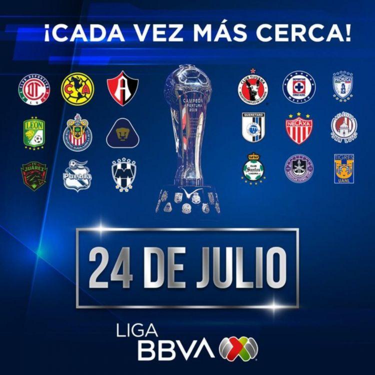 Liga Mx Calendario Actual sorpresas En El Calendario De La Liga Mx – Update México
