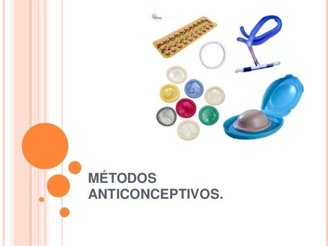 mtodos anticonceptivos