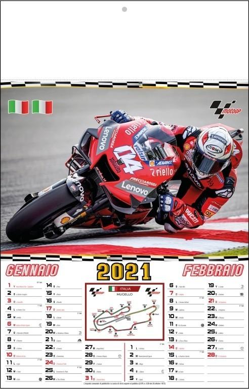 Moto Gp Calendario Más Caliente Stampa Calendari Figurati Moto Gp 2021 Personalizzati € 0 50