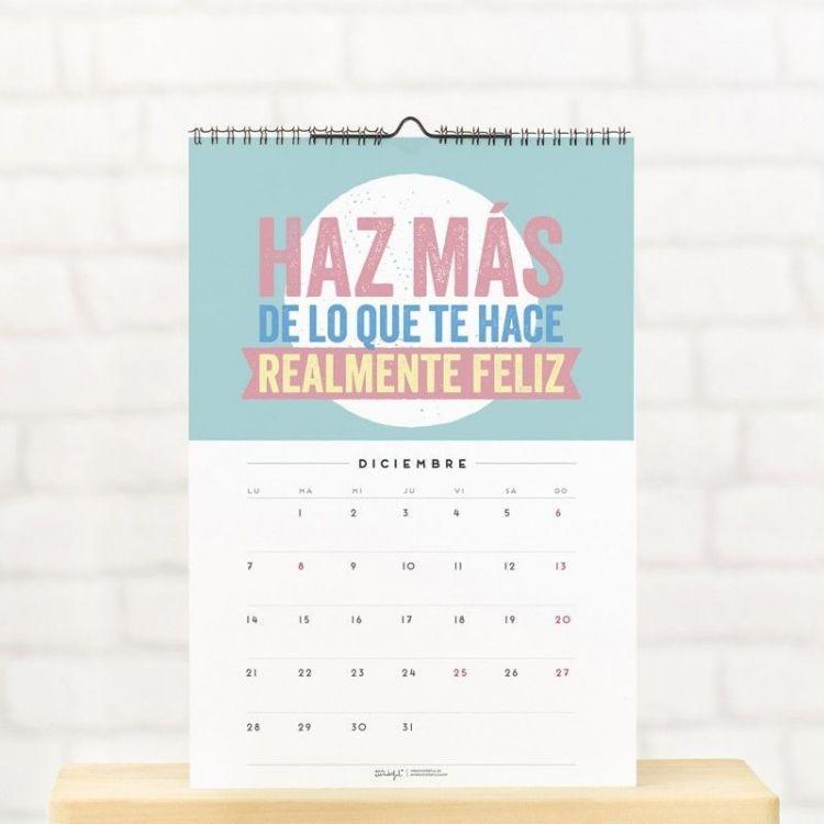 Mr Wonderful Calendario Recientes Mr Wonderful Calendario De Pared 2015 Promete ¡a Por él
