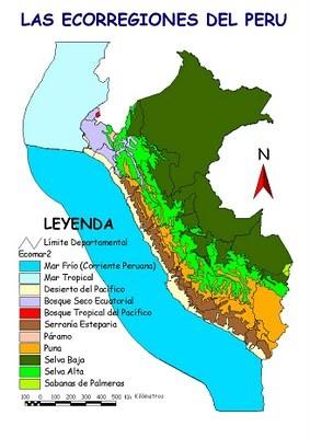 cuenca habitat ecosistema y regiones