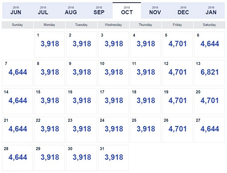Southwest Calendario Mejores Y Más Novedosos southwest Airlines Points to Dollars Conversion New