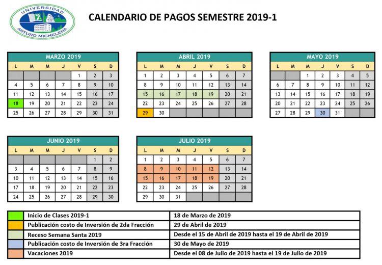 Uam Calendario Mejores Y Más Novedosos Uam Calendario De Pagos Semestre