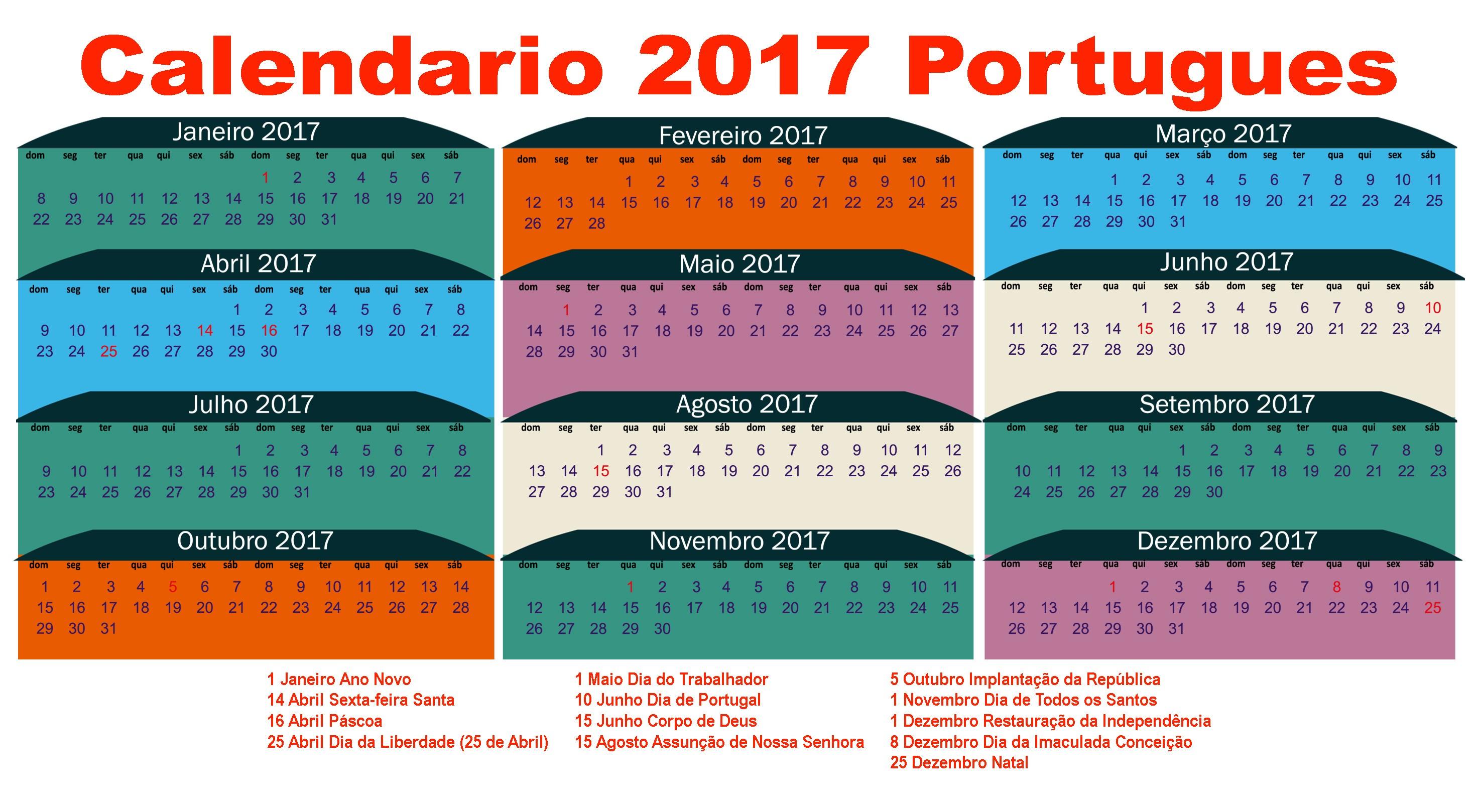 Calendário 2019 Para Imprimir Portugal Com Feriados Recientes Calendário De Dias ºteis Portugal Novembro 2018