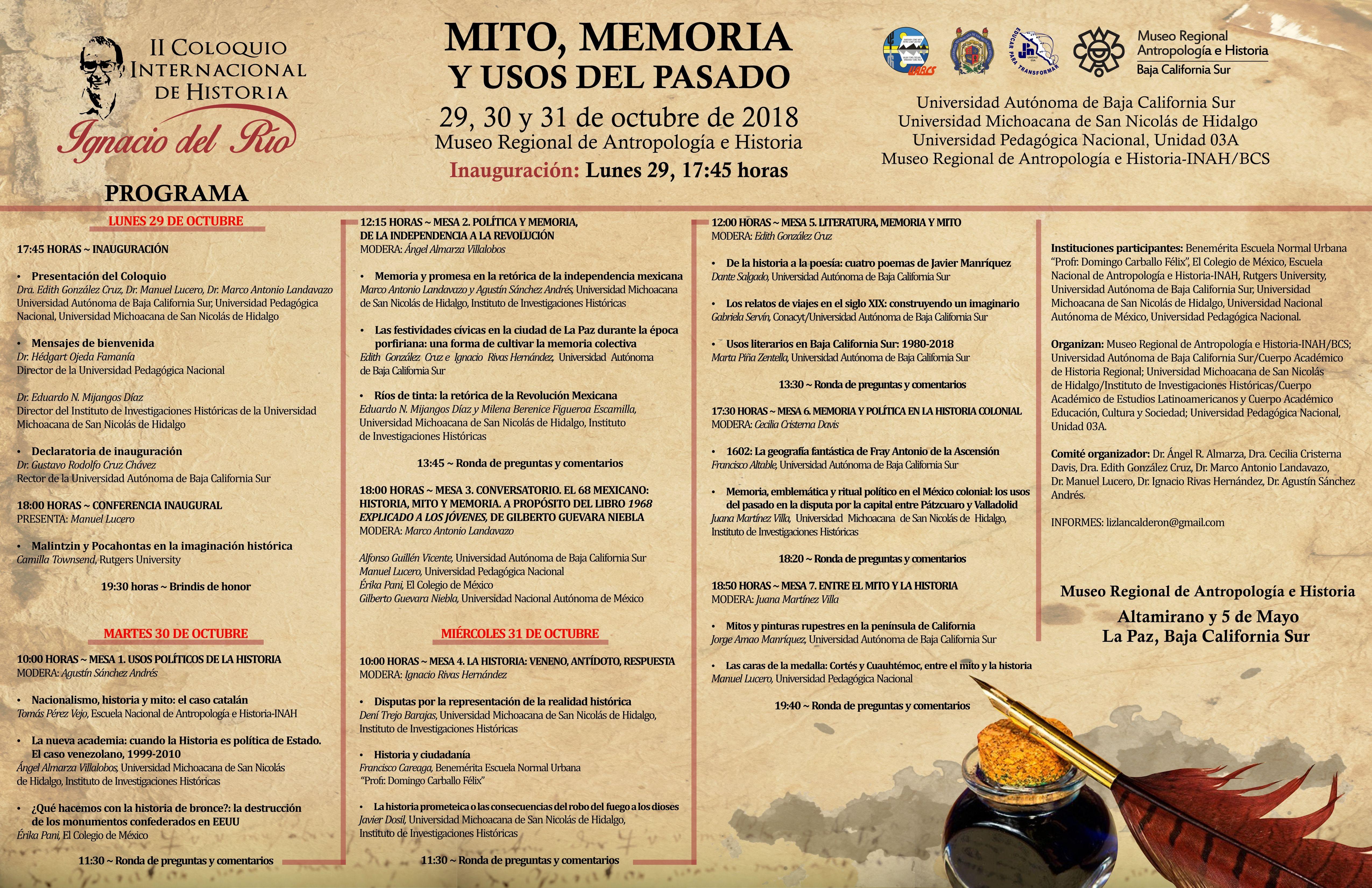 Calendario Escolar 2019 Baja California Mejores Y Más Novedosos Universidad Aut³noma De Baja California Sur