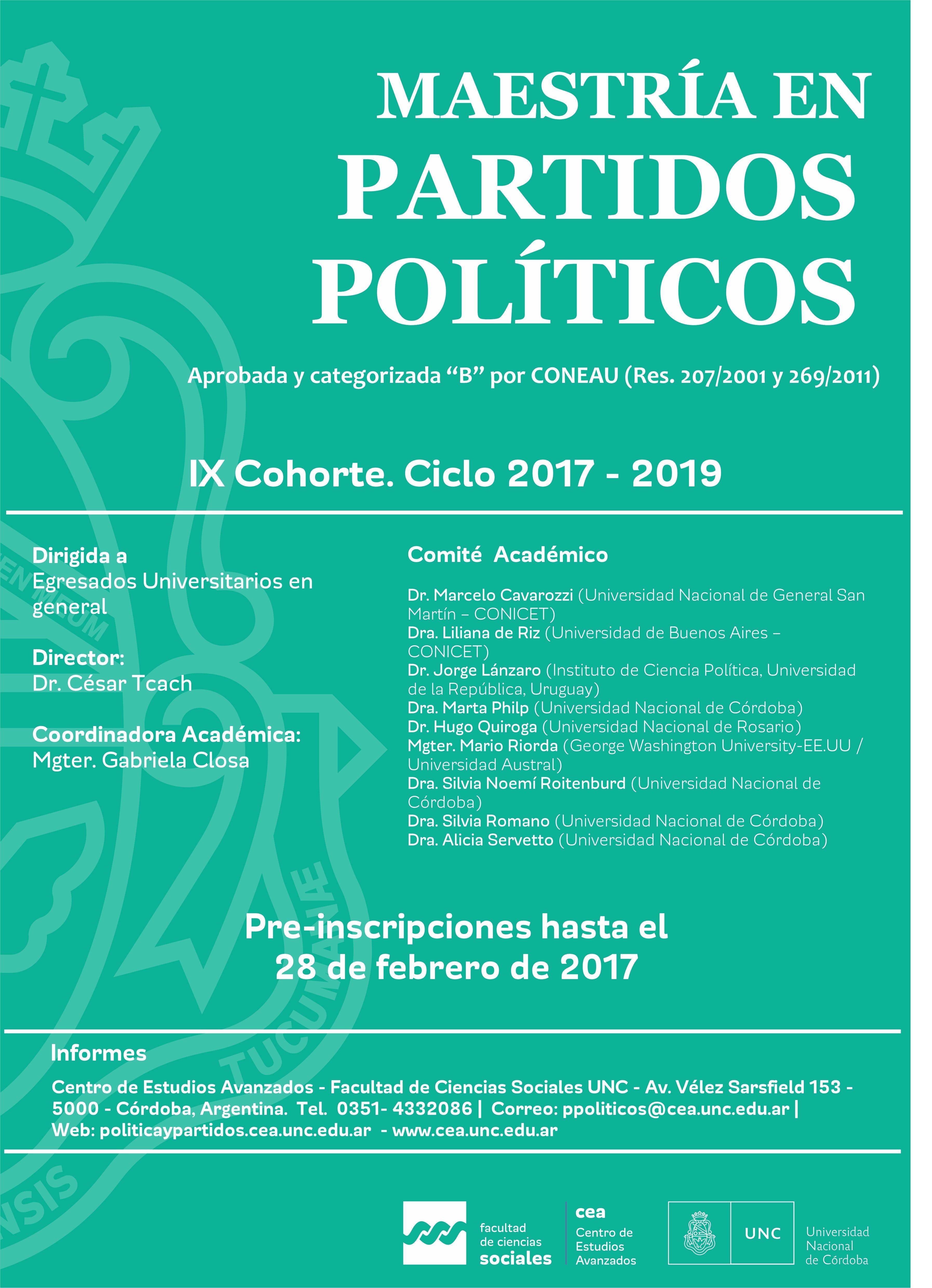 Calendario Escolar 2019 Cordoba Argentina Más Recientes Maestra En Partidos Polticos