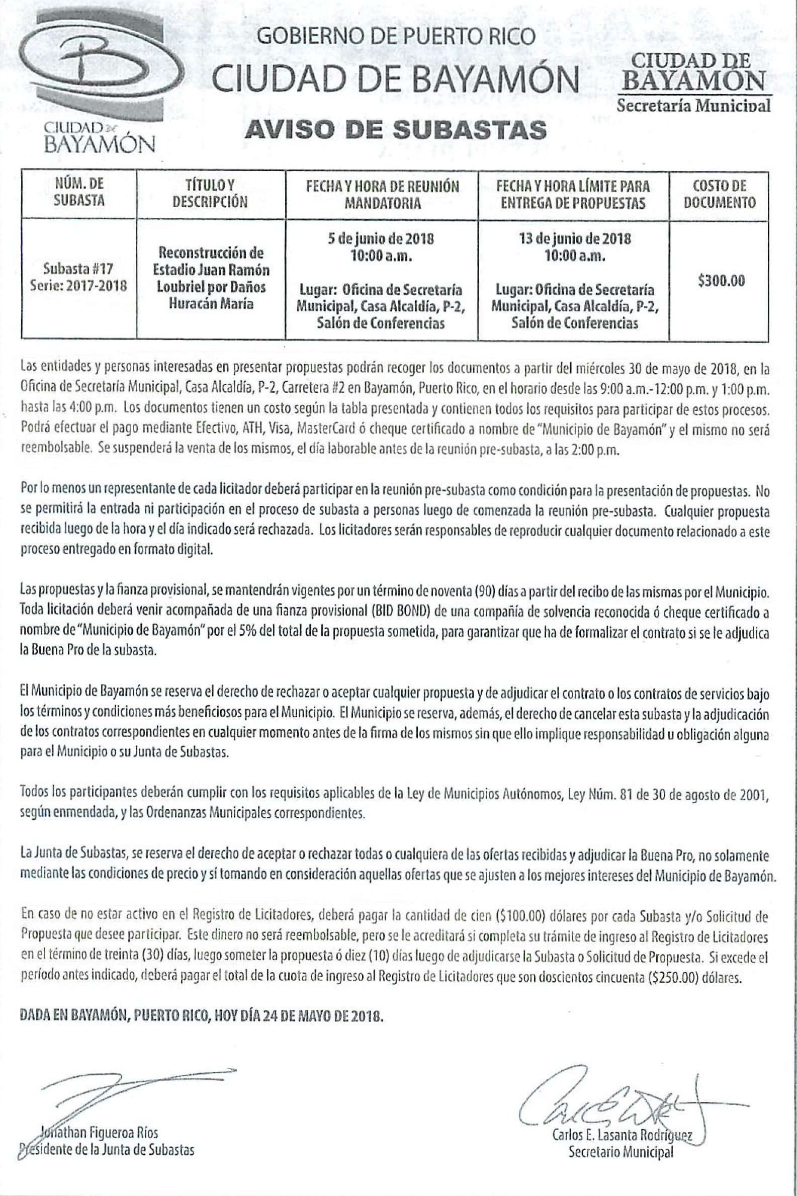 Calendario Escolar 2019 Puerto Rico Más Caliente Avisos Pºblicos Ciudad De Bayam³n Of Calendario Escolar 2019 Puerto Rico Más Recientes Edici³n Impresa 16 8 2017 Pages 1 32 Text Version