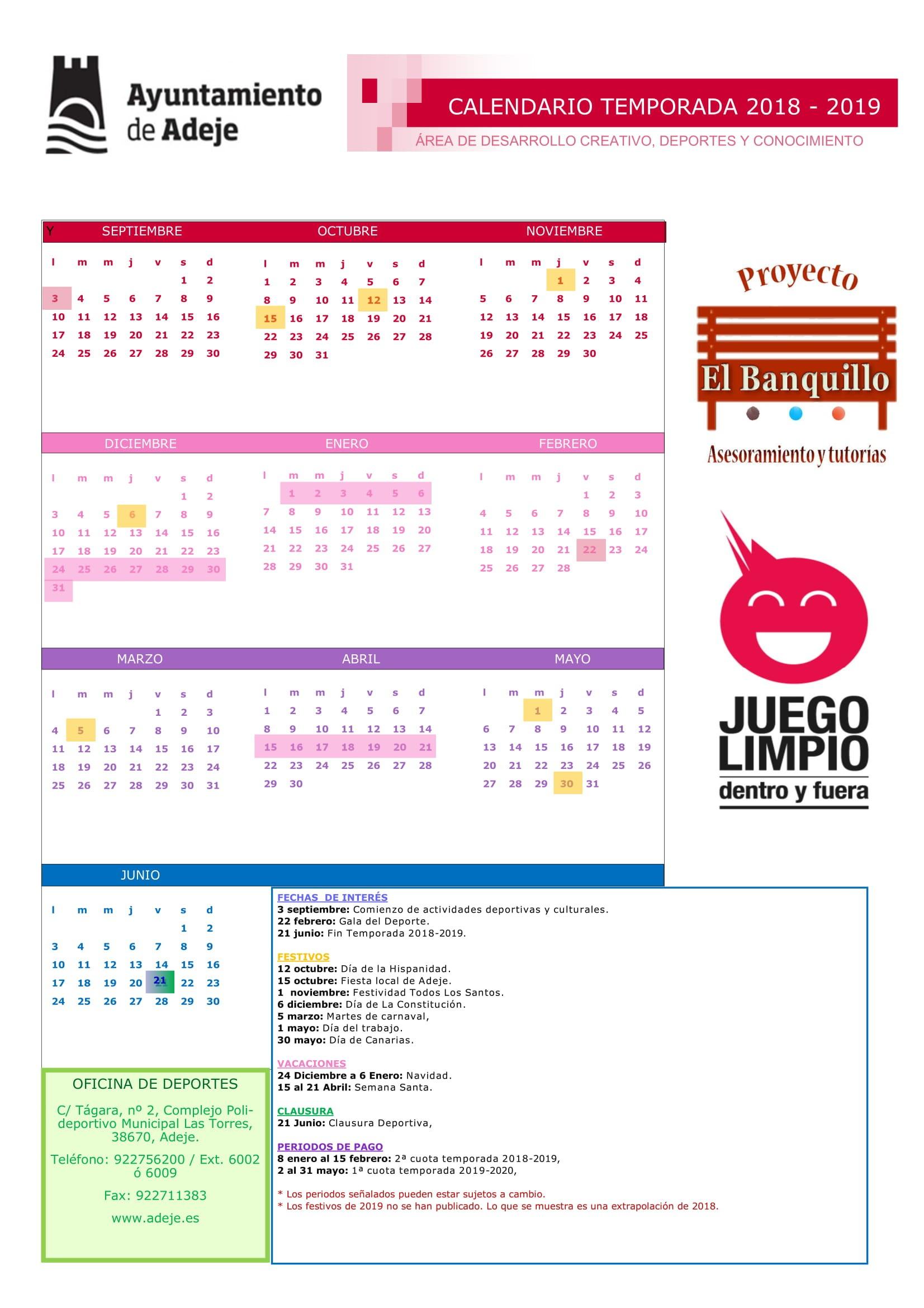 Calendario Fiestas Abril 2019 Más Recientemente Liberado Sport Of Calendario Fiestas Abril 2019 Más Recientes Calendario Laboral Ayuntamiento De Valdemoro
