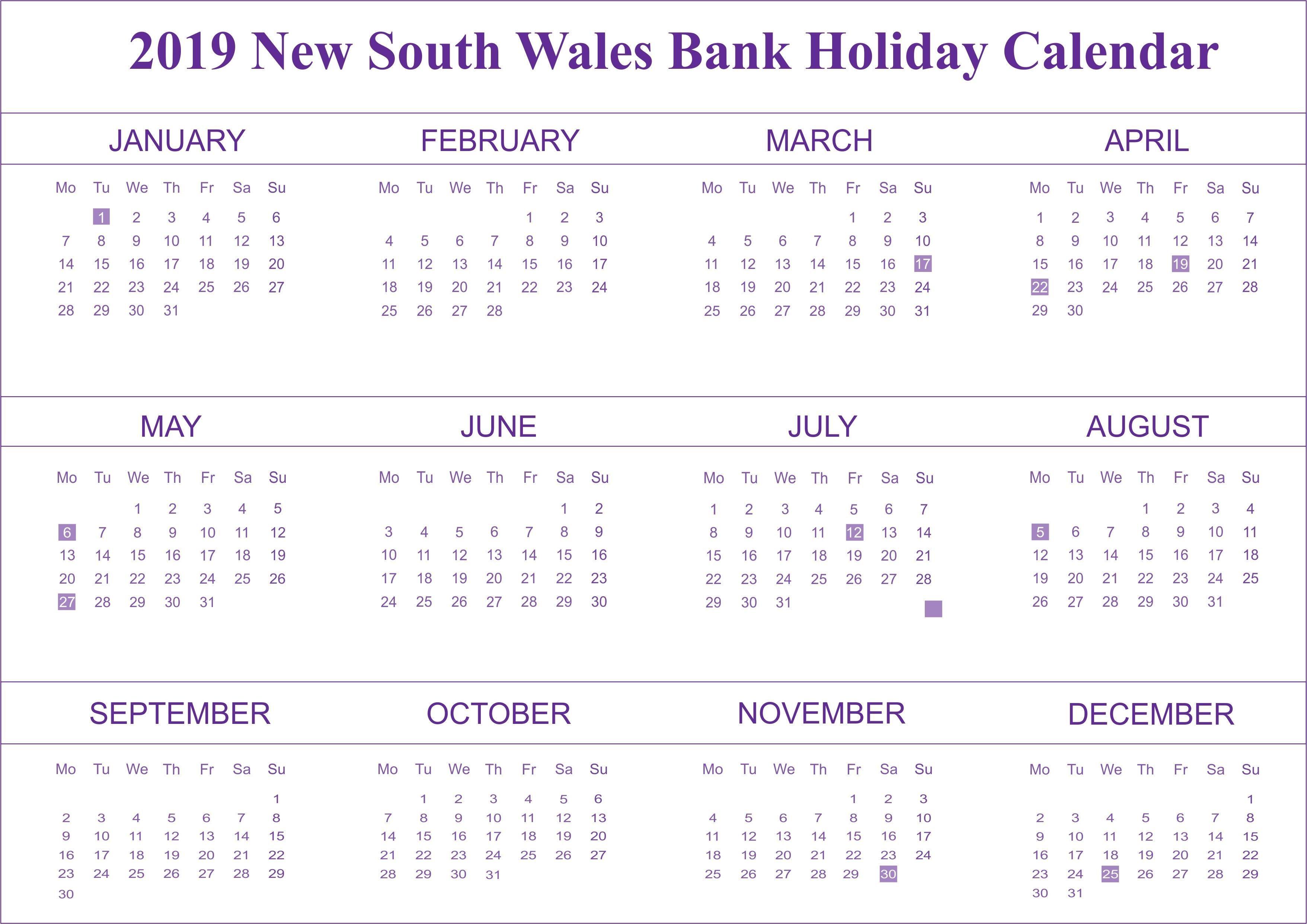 2019 Holiday Calendar Malaysia calendar2019 printablecalendar holidays2019