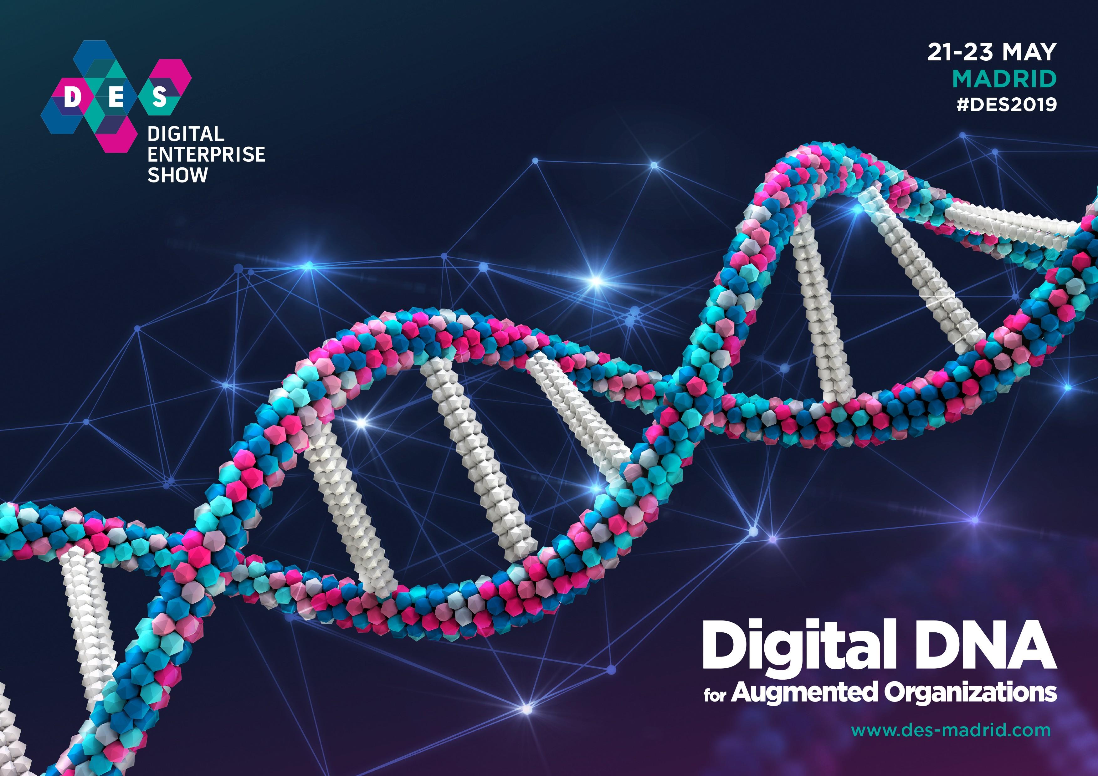 DES Digital Business World Congress World s Leading event on Digital Transformation Madrid 22 24 May