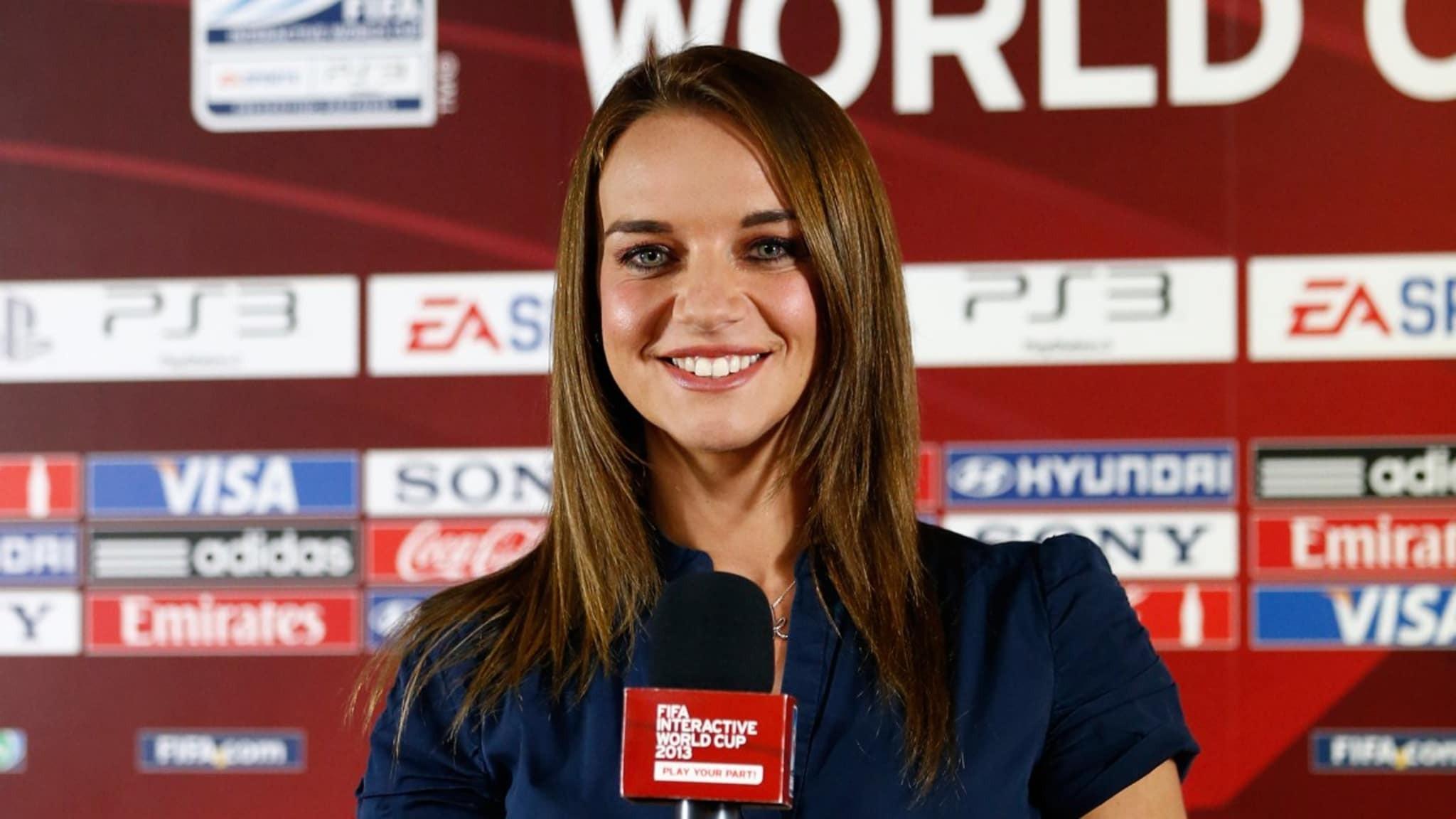 """Imprimir Calendario Fifa 2019 Más Caliente Fifa Eworld Cup 2019 Noticias Kay Murray """"me Identifico Con"""
