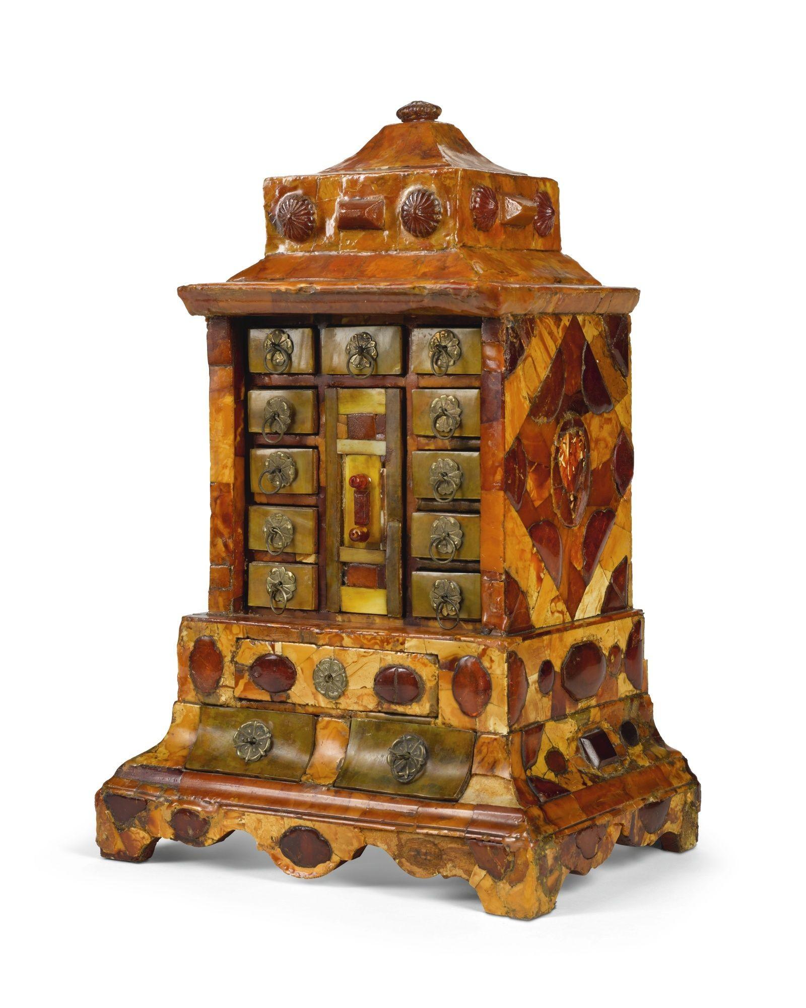 Imprimir Calendário Setembro 2017 Actual northern German Probably Danzig Late 17th Century Table Cabinet