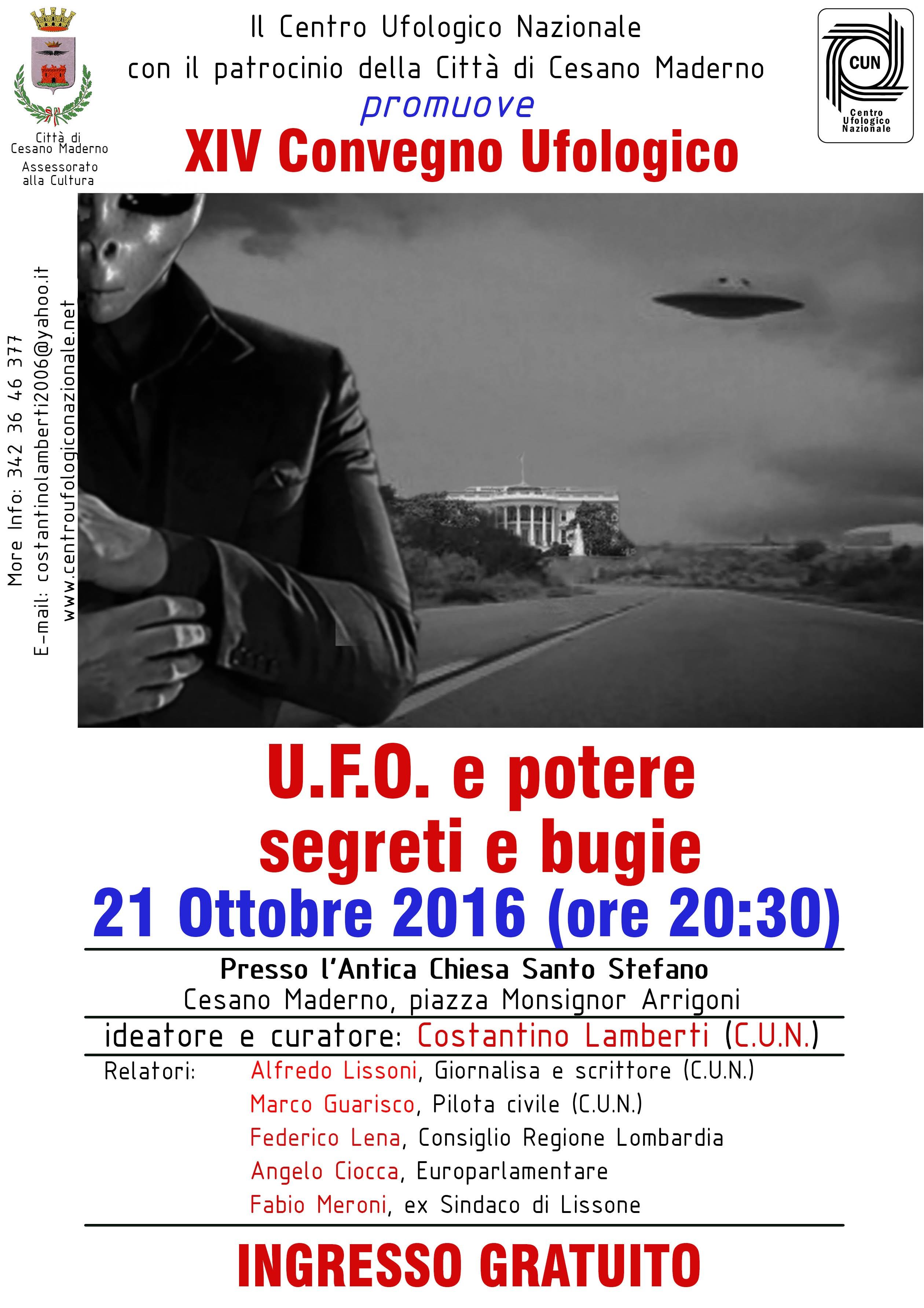 il 23 a Schio il 24 a Catania e per concludere il mese il 29 a Lecce 22 10 2016
