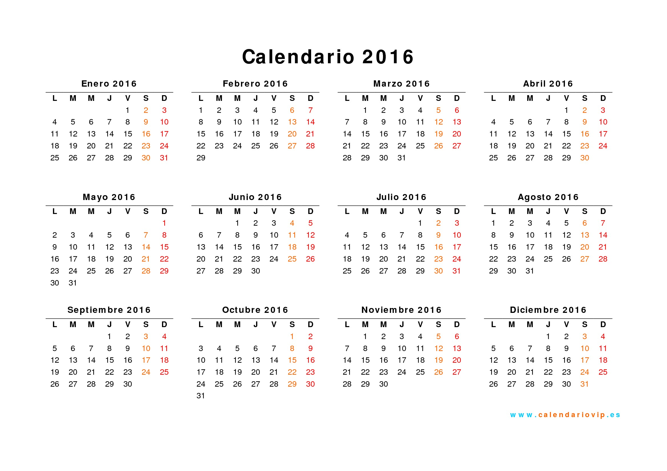 Calendarios anuales 2016 04